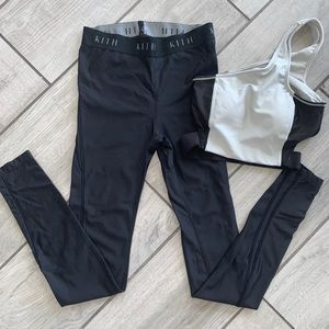 Kith fitness set ( 2 piece)